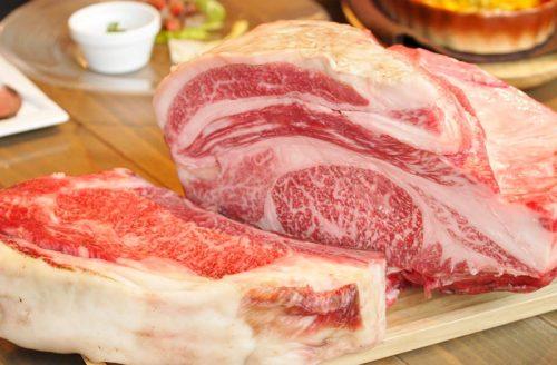 グリルド エイジング・ビーフ TOKYOの料理