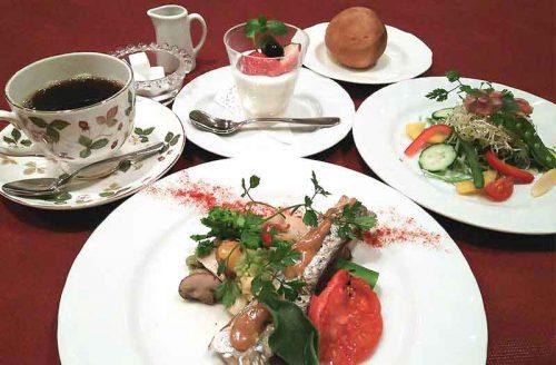 Bistro COLORISの料理