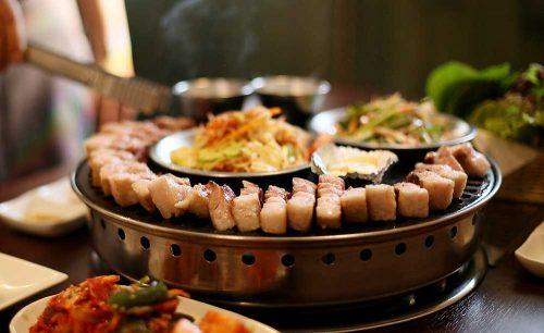 韓国ダイニング とんじゅんの料理