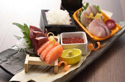 大地の恵み 北海道 新宿東宝ビル店の料理