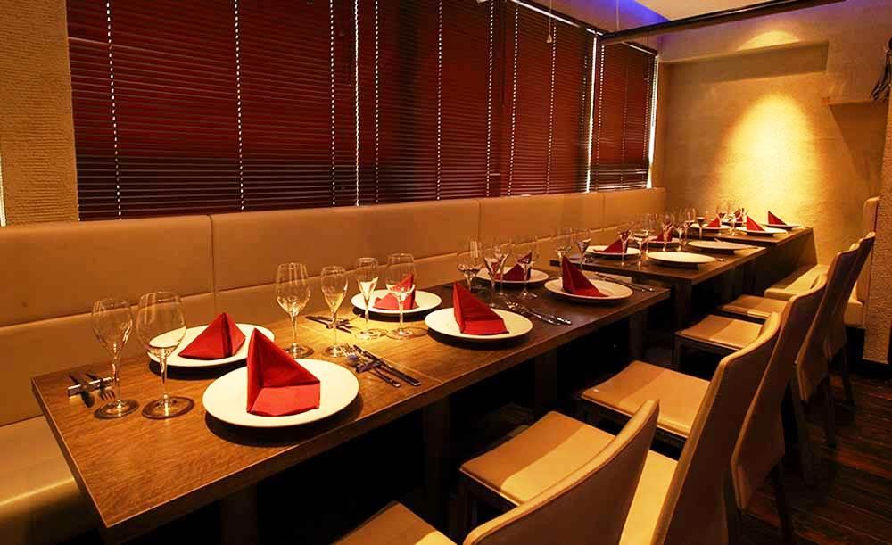 オーガニックイタリアンバル La sana 銀座店、レストラン、個室