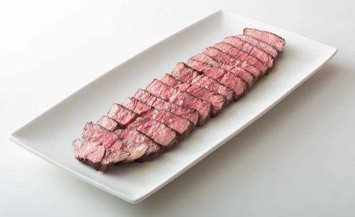 BIKiNi medi 池袋東武店のステーキ