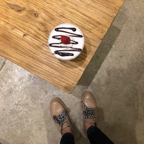 ZARAの靴,