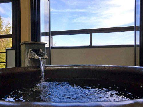 旅亭懐石 曽我の露天風呂
