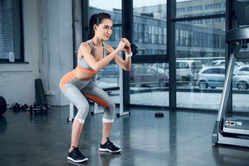 やせ体質になりたいなら、今すぐ「スクワット」をやるべき3つの理由