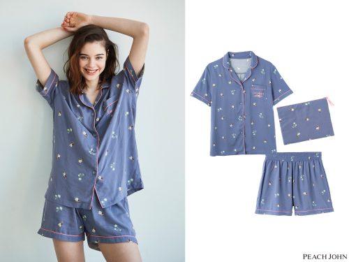 ◆シャツパジャマ