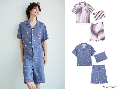 ◆シャツパジャマ メンズ