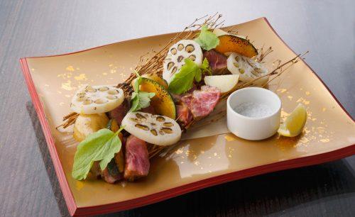 くずしわしょく香季庵 日本橋店、料理、和食