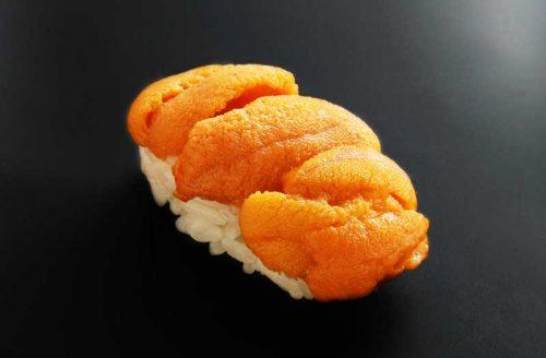 青山 鮨孝、寿司、ウニ、にぎり