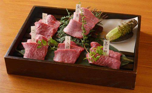 吟味焼肉 じゃんか 道玄坂、焼肉、お肉、霜降り肉、A5ランク