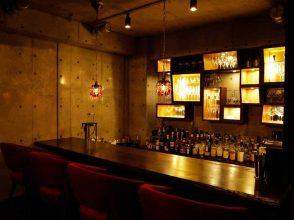 Bar DINO、店内