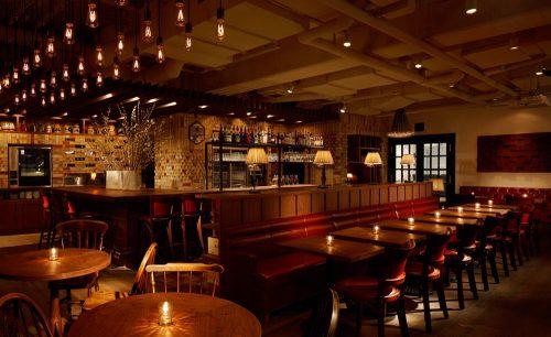 Cafe&Rotisserie LA COCORICO上野店、店内写真
