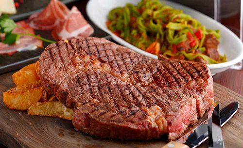 新宿ワイン酒場 三丁目の肉 39th,ステーキ、肉