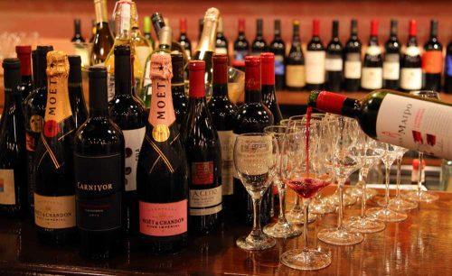 新宿ワイン酒場 三丁目の肉 39th、ワイン