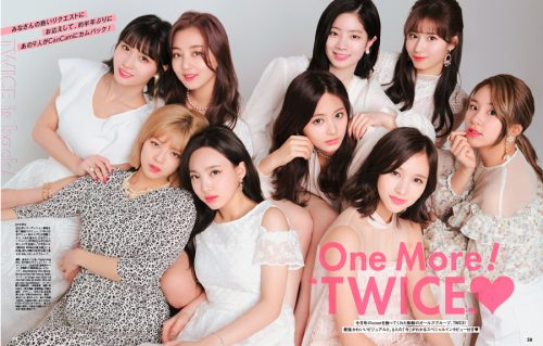 One More! TWICE♡