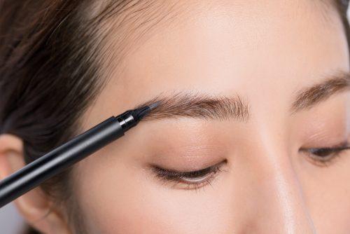 ■濃い眉さんのためのおすすめアイブロウマスカラの使い方