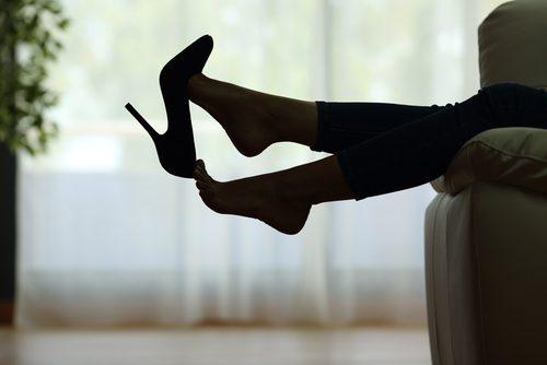◆靴は脱がないと思っていたのに…