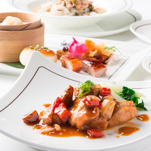 ヘイフンテラス(起鳳臺)/ザ・ペニンシュラ東京の中華料理