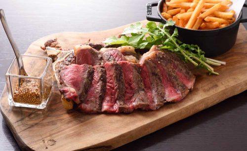 AU GAMIN DE TOKIOの肉料理