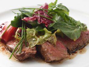 RISTORANTE L'OSTERIA、お肉料理