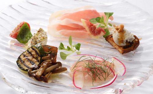 RISTORANTE L'OSTERIAの前菜