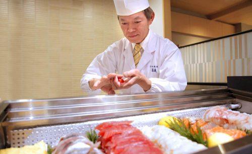 日本料理 浜風/サンルートプラザ東京の寿司