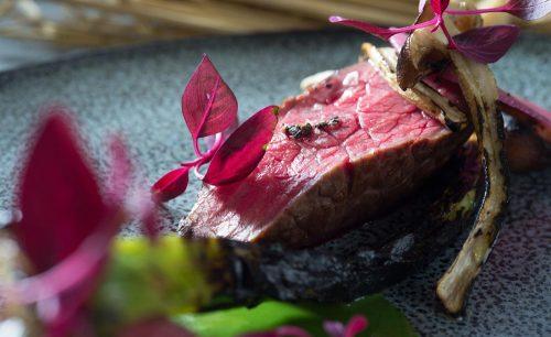 naturamのお肉料理