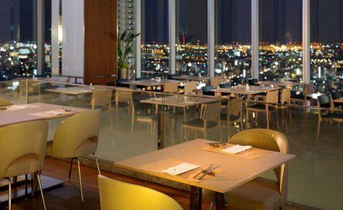 ライブキッチン COOKA/大阪マリオット都ホテルの店内