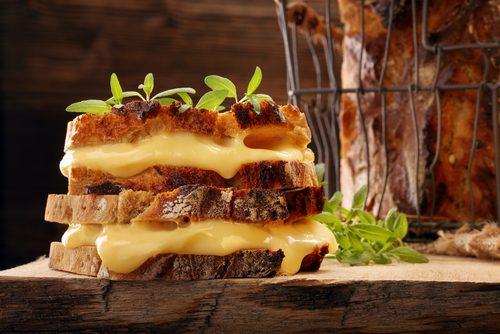 チーズとろり