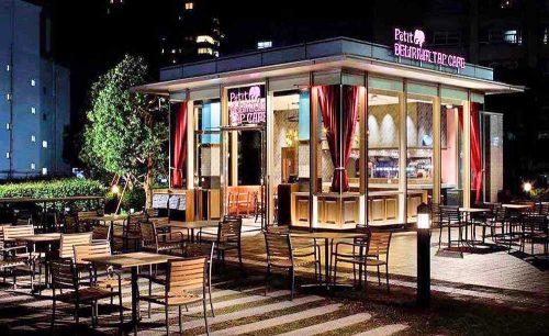 Petit Delirium Tap Cafe、店舗イメージ