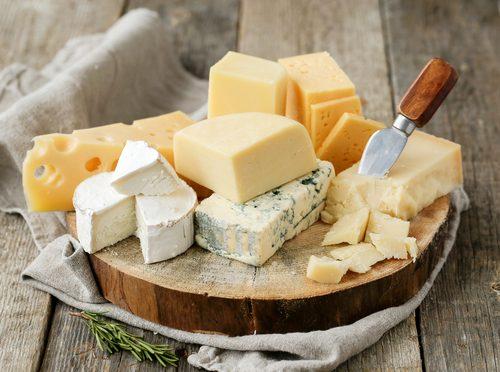 いろいろなチーズ