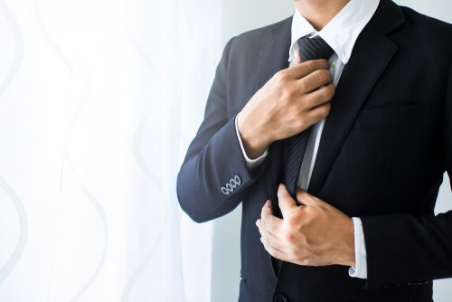 スーツは普段の3割増しでかっこよく見えるって本当だと思う?女子が ...