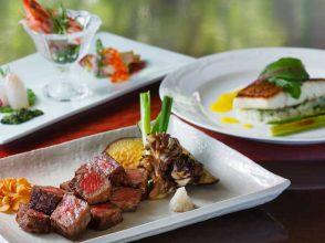 舞浜Teppanyaki+/シェラトン・グランデ・トーキョーベイ・ホテル、料理