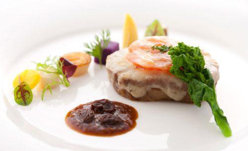 フレンチレストラン シュール ラ メール/東京ベイ舞浜ホテル クラブリゾート、料理