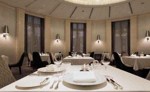 Restaurant 「Blanc Rouge」/東京ステーションホテルの店内