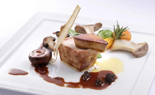 Restaurant 「Blanc Rouge」/東京ステーションホテルの料理