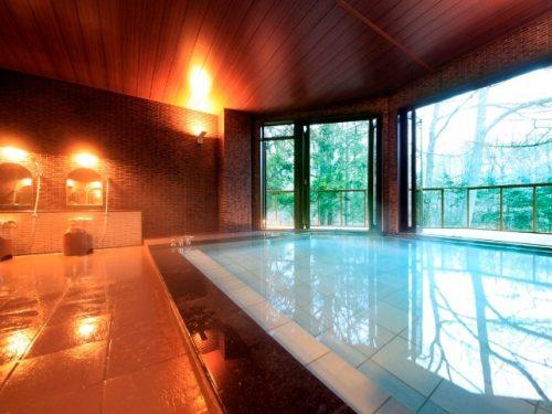 ゆとりろ軽井沢ホテルの温泉