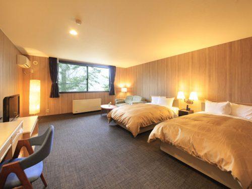 ゆとりろ軽井沢ホテルのお部屋