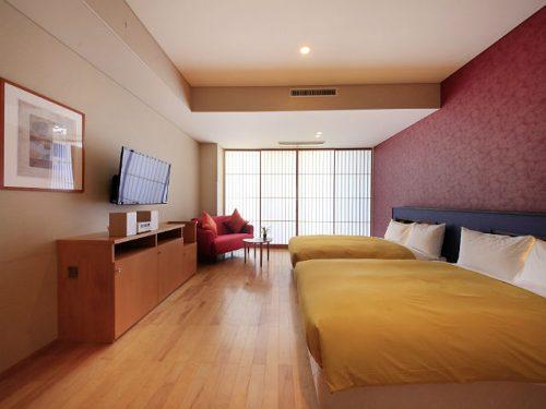 熱海TENSUI、お部屋