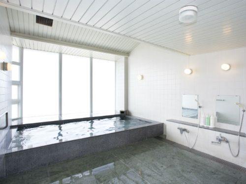 ホテル ファミリーオ館山、大浴場