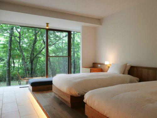 ネストイン箱根の部屋