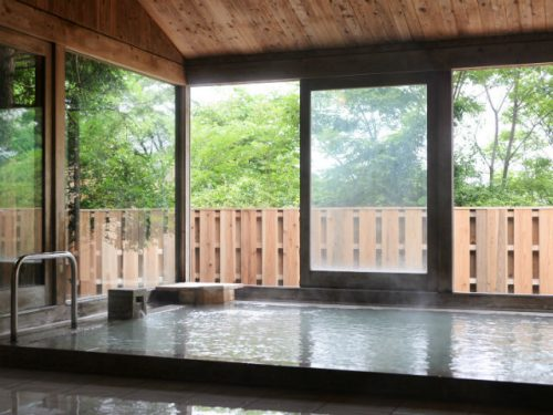 ネストイン箱根の温泉
