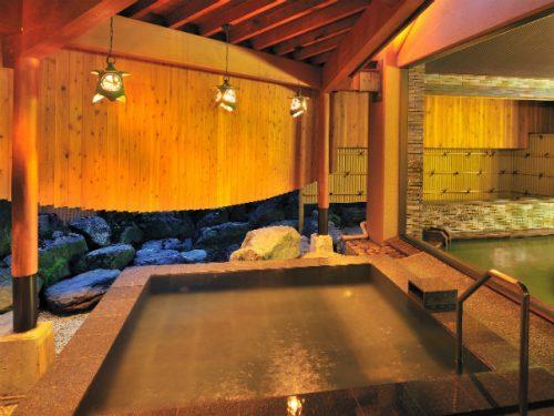 越後湯沢温泉 さくら亭の温泉