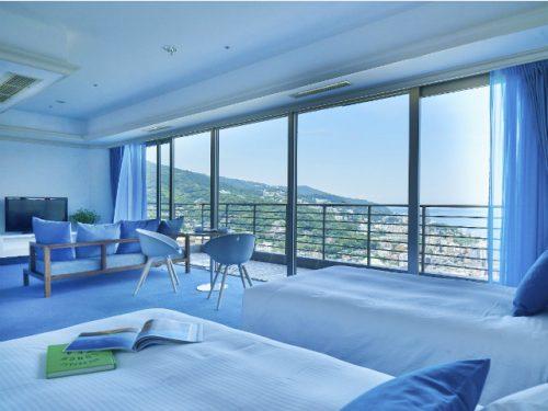 星野リゾート リゾナーレ熱海、お部屋