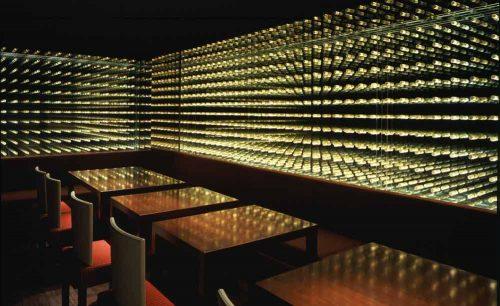 Tokyo Cuisine&Wine 房's 西新宿店の店内