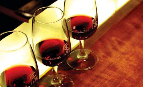 Tokyo Cuisine&Wine 房's 西新宿店のワイン