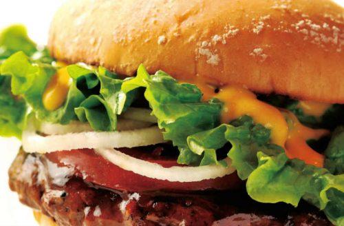 Teddy's Bigger Burgers 表参道店、ハンバーガー