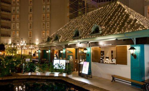 ダイニングスクエア ジ・アトリウム/東京ベイ舞浜ホテル クラブリゾート、外観