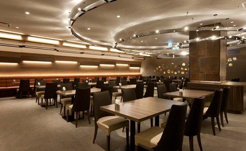 カフェ&ダイニング Chef's Palette/サンシャインシティプリンスホテルの店内
