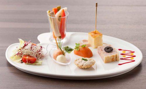 カフェ&ダイニング Chef's Palette/サンシャインシティプリンスホテルのビュッフェ